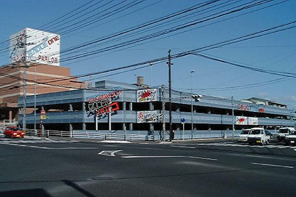 イーグルワン明野店 立体駐車場<br>場所:大分市<br>用途:立体駐車場<br><br><br><br>