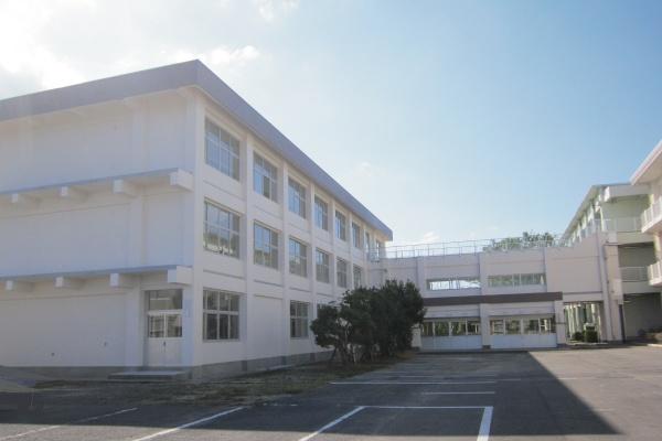 高田高校(改造工事)<br>場所:豊後高田市<br>用途:高等学校<br><br><br><br>